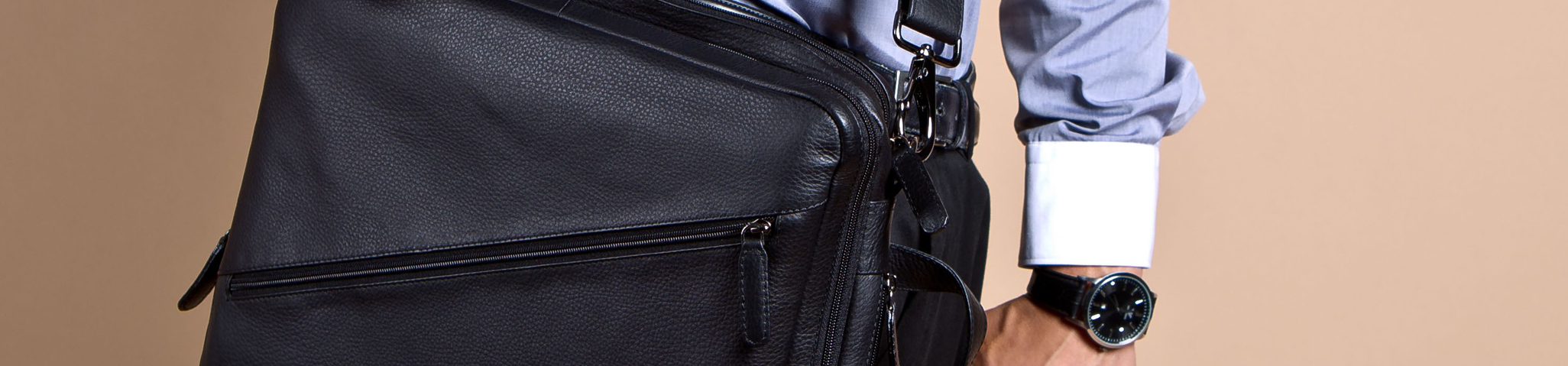 Laptop backpacks Banner
